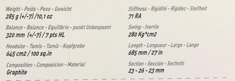 4284c9db Cordaje Babolat RPM Blast + VS Hydrid
